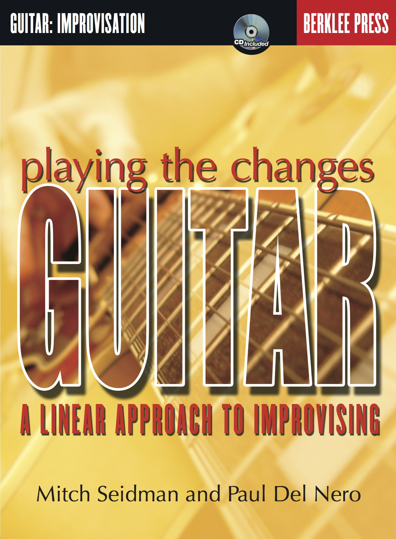 Playing The Changes Guitar