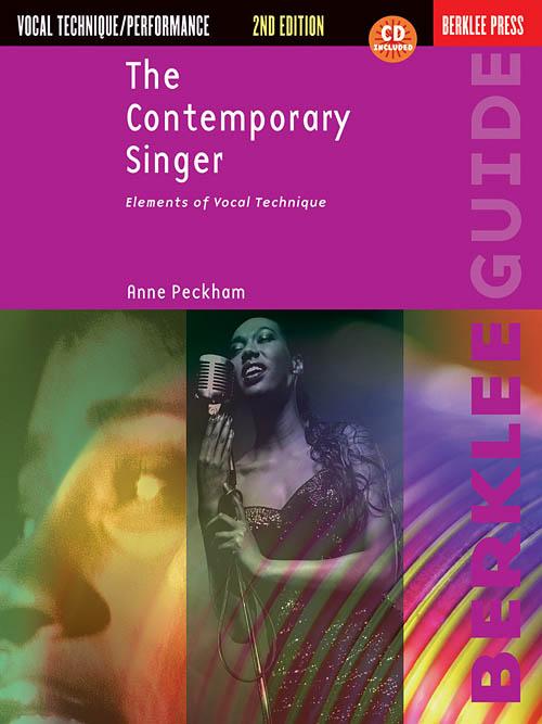The Contemporary Singer Second Edition Berklee Press