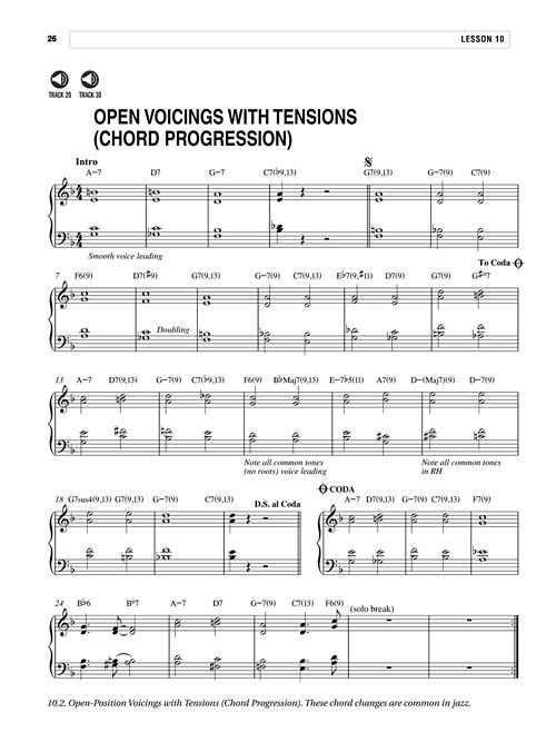 Jazz Piano Comping - Berklee Press
