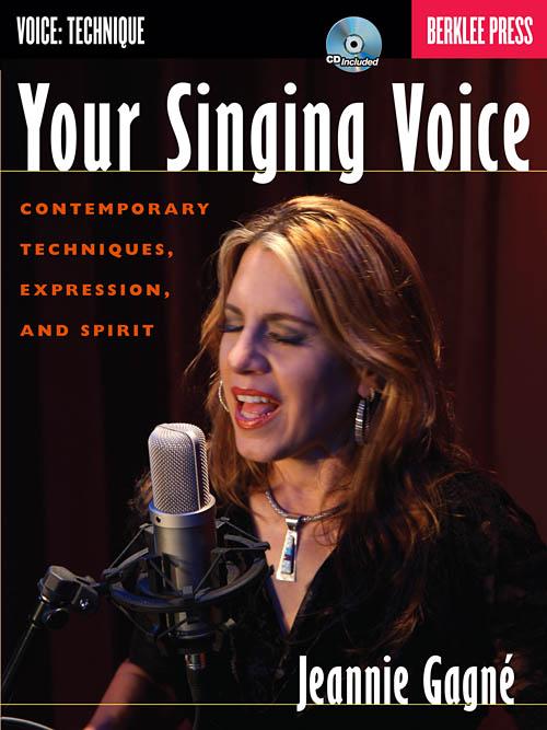 Your Singing Voice - Berklee Press