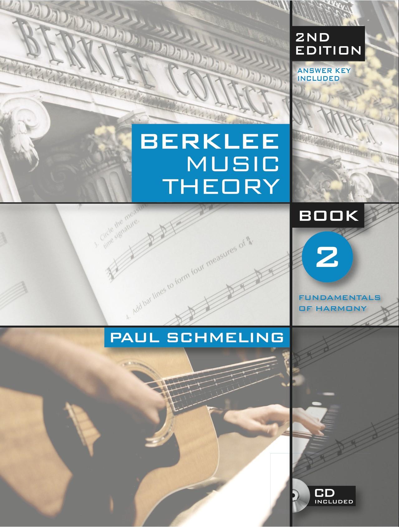 Berklee Music Theory Book 2 €� Second Edition:fundamentals Of Harmony