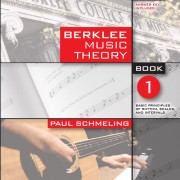 Berklee Music Theory Book 1 Front Cover