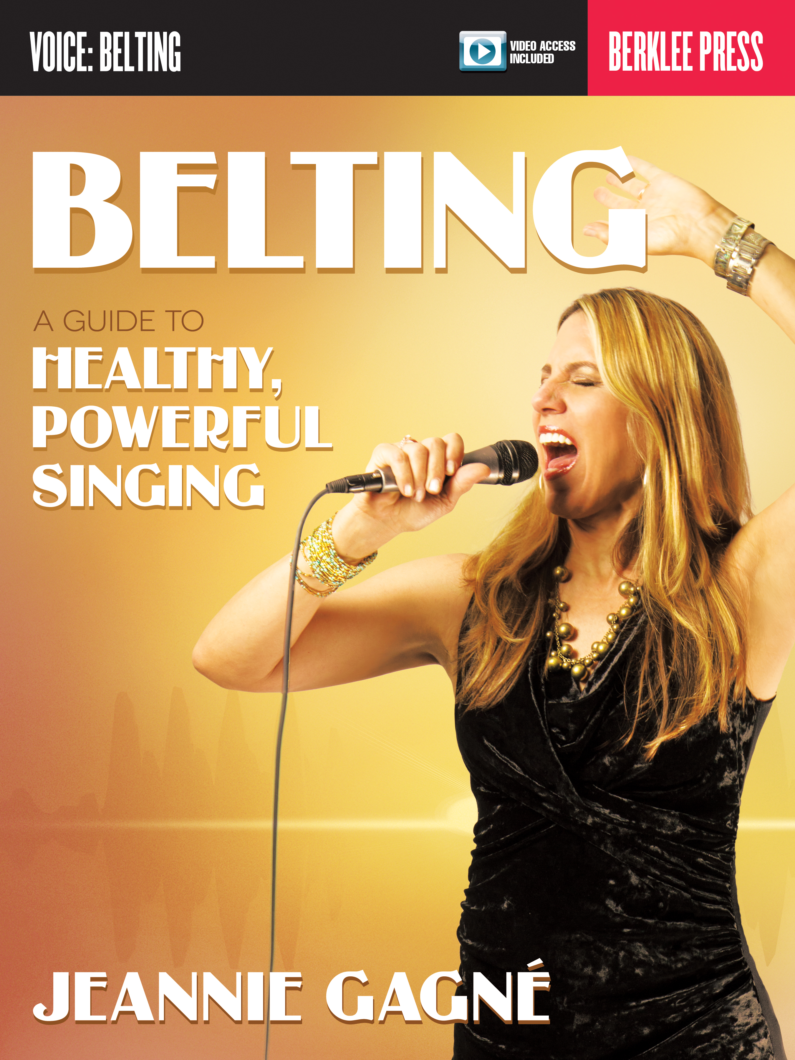 Belting - Berklee Press