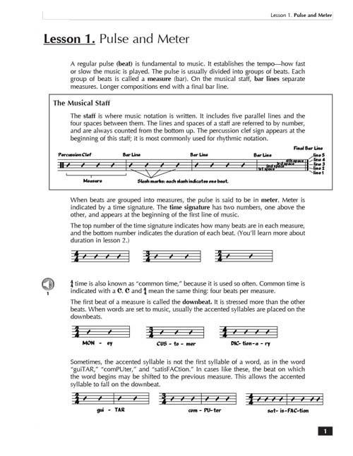 Berklee Music Theory Book 1 - Second Edition - Berklee Press