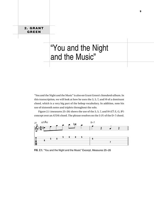 Bebop Guitar Solos - Berklee Press