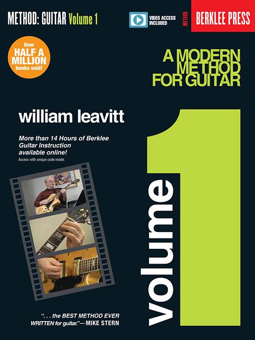 a modern method for guitar  online video