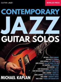 Contemporary Jazz Guitar Solos
