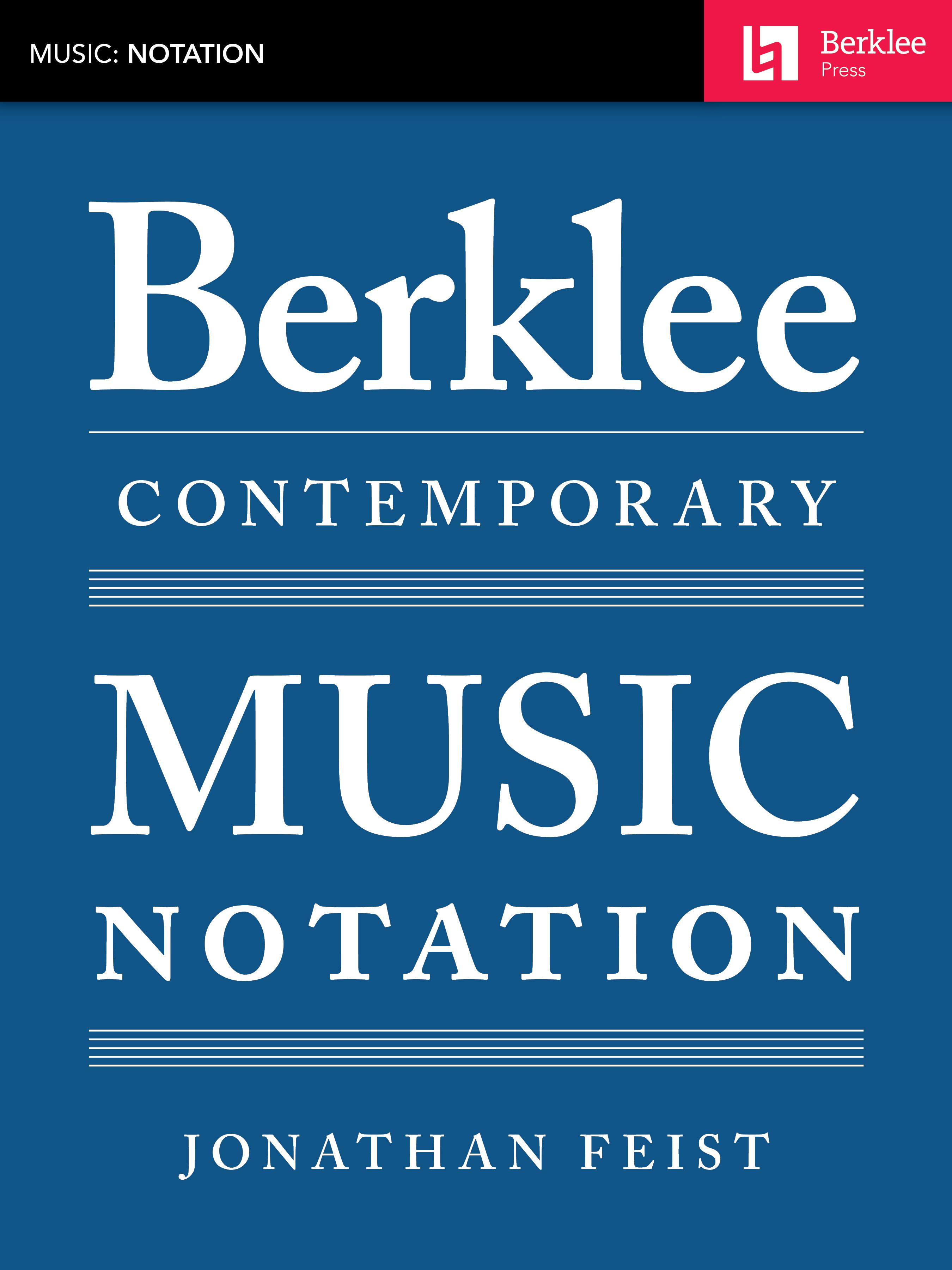 Berklee contemporary music notation berklee press berklee contemporary music notation buycottarizona