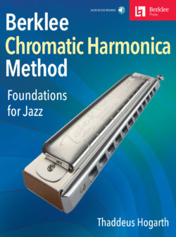 Berklee Chromatic Harmonica Method